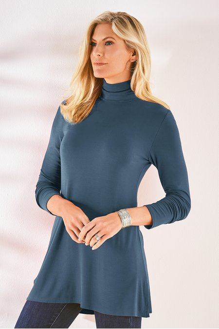 Tahira Turtleneck