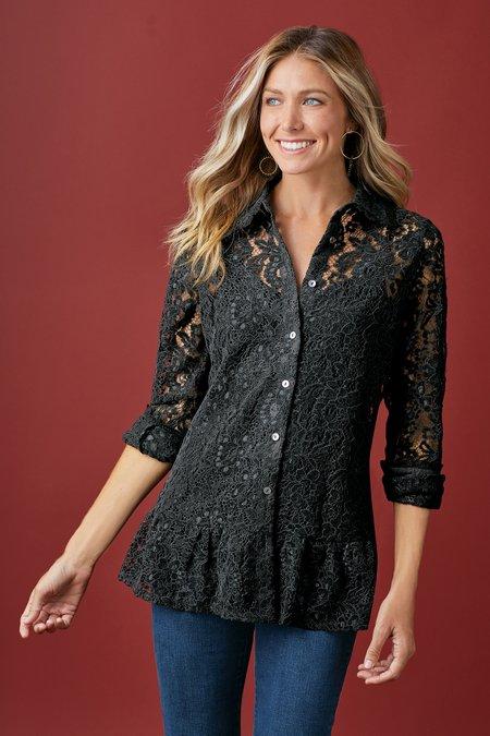 Alston Lace Shirt