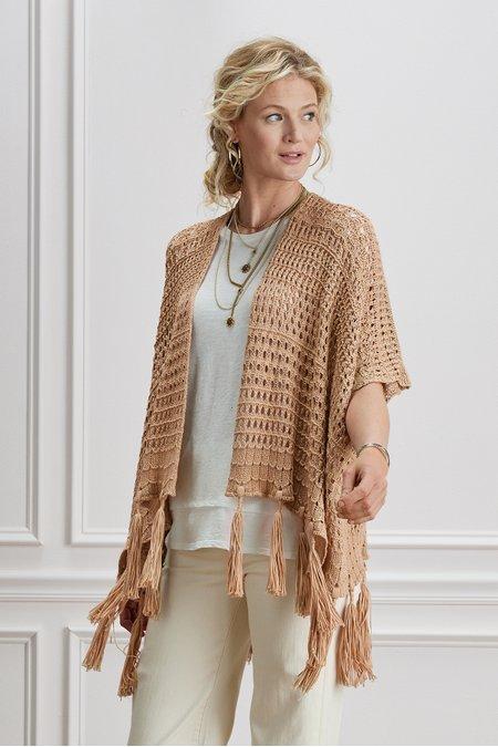 Galicia Crochet Cardi