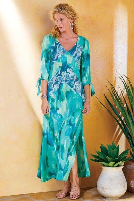 Oceania Maxi Dress
