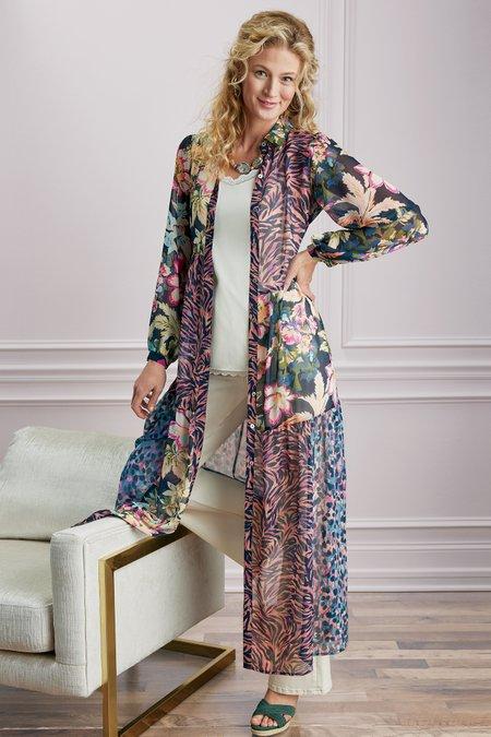 Mariquita Shirtdress & Slip