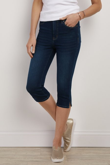 Ultimate Denim Pedal Pusher Jeans