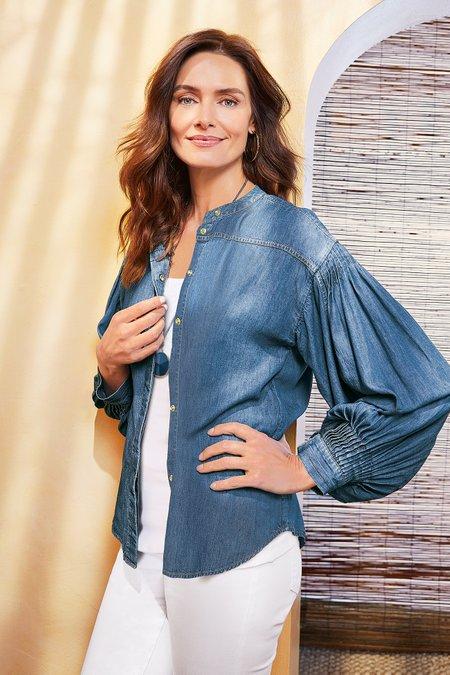Blue Grotto Shirt Jacket