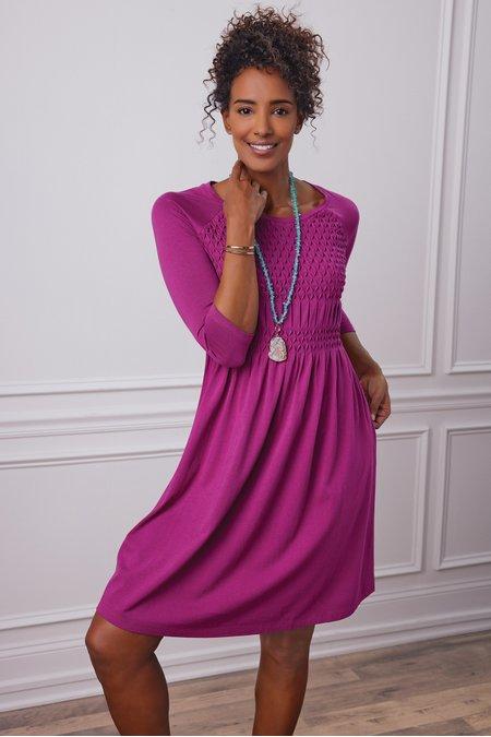 Sylvie Smocked Dress