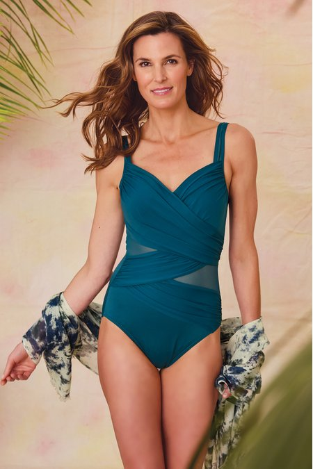 Miraclesuit Network Madero One-Piece