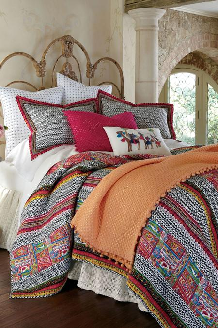 San Miguel Quilt Soft Surroundings Outlet