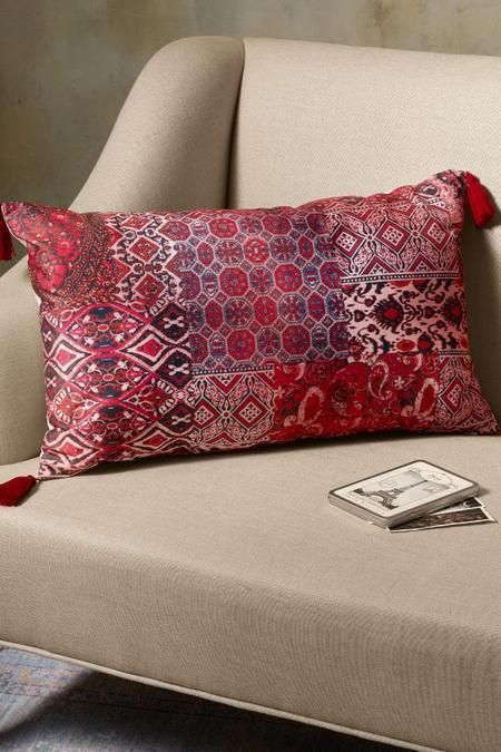 Samarkand Velvet Pillow