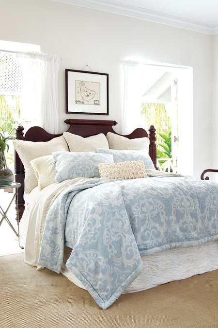 Algarve Damask Comforter