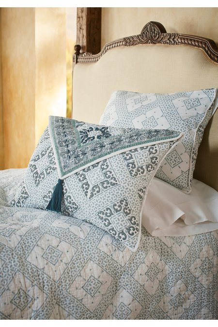 Lisboa Tile Bed Sham