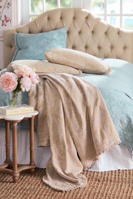 Anessa Chenille Coverlet