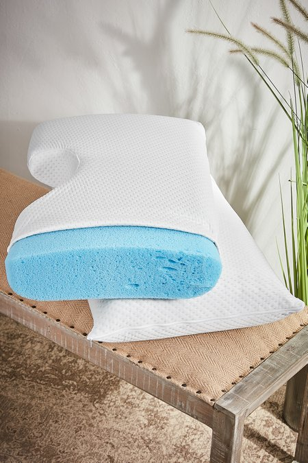 Ceramo Pillow with Cut-Out