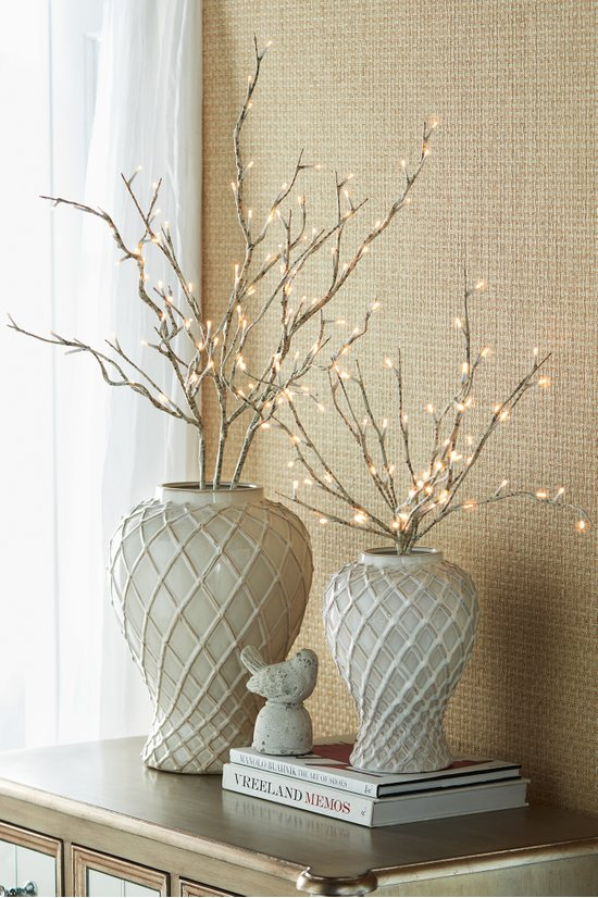 Lighted Birch Branch by Soft Surroundings