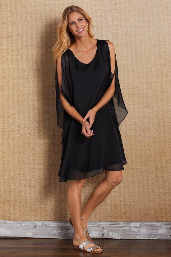 b21772a1b781 Silk Tribeca Dress - Silk Dress, Chiffon Dress, Short Dress ...