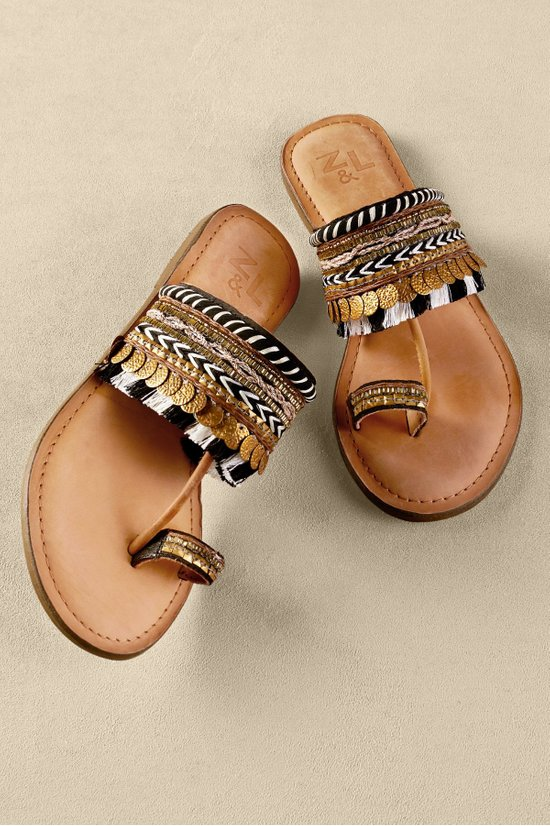 Souk Sandals   Tuggl