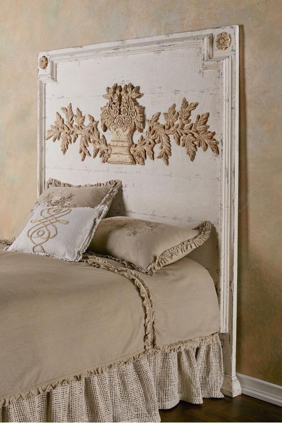 Burgundy Headboard Soft Surroundings