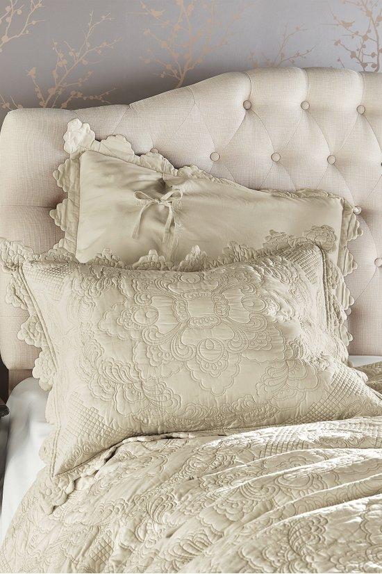 Marguerite Bed Sham Fl Medallion, Soft Surroundings Bedding