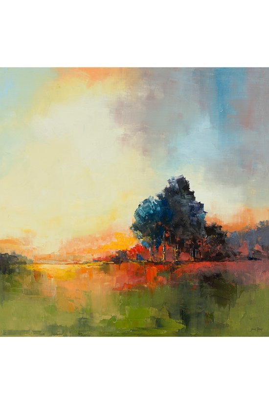Sunrise Over The Field Giclée - Wall Art | Soft Surroundings