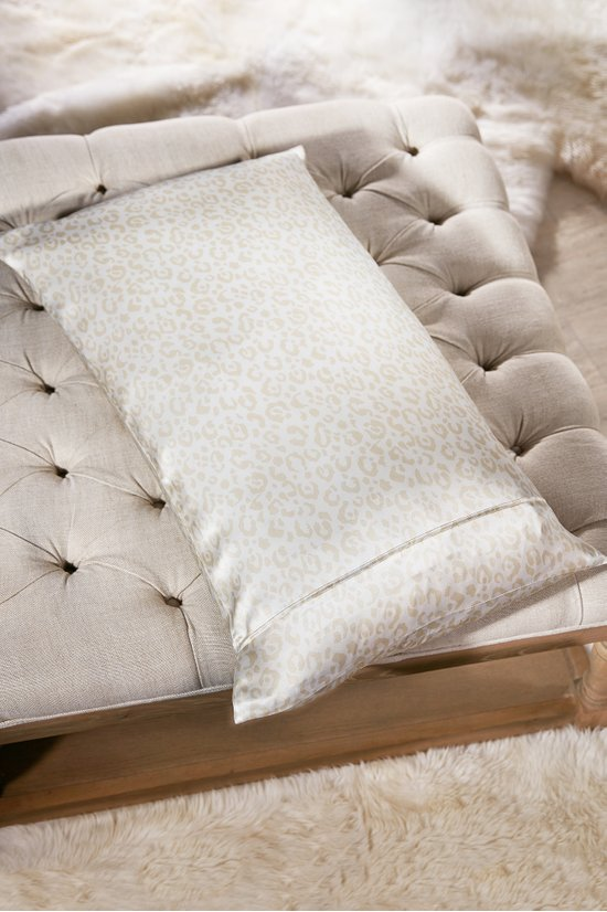 Printed Silk Pillowcase Pure Silk Pillowcase Soft