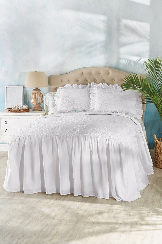 Roussillon Bedspread And Shams Soft, Soft Surroundings Bedding