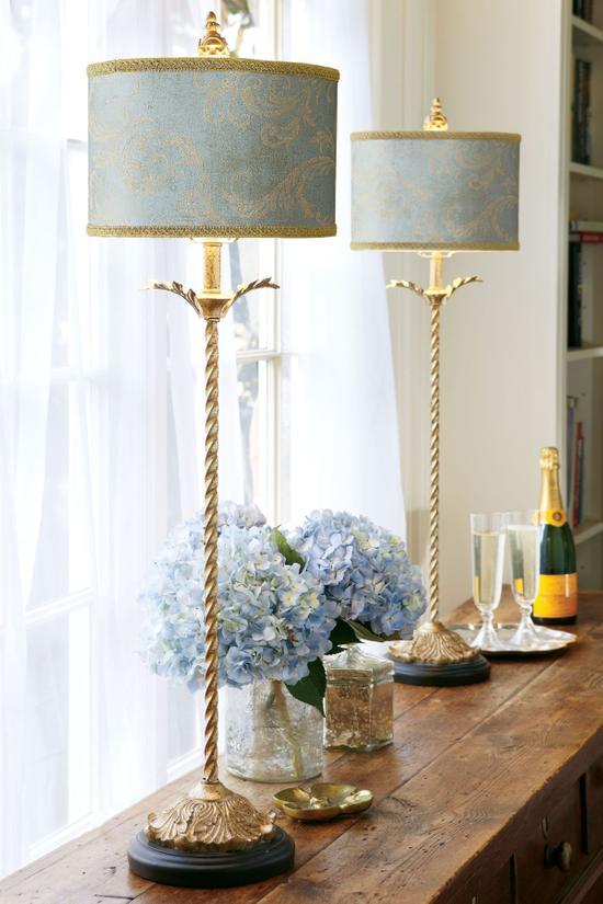 Dominique Buffet Lamp Soft Surroundings