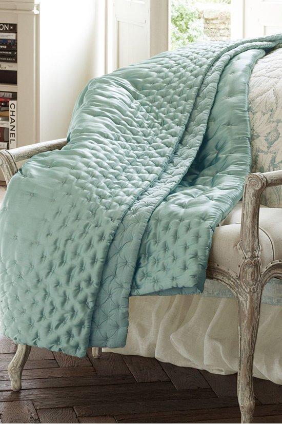 Adagio Comforter Tufted, Soft Surroundings Bedding