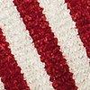 WINTER WHITE/RED STRIPE swatch