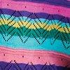 Swatch Image AZALEA/PEACOCK MULTI STRIPE